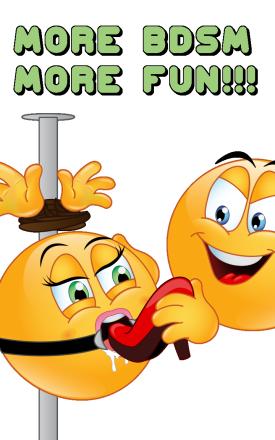 bdsm emojis